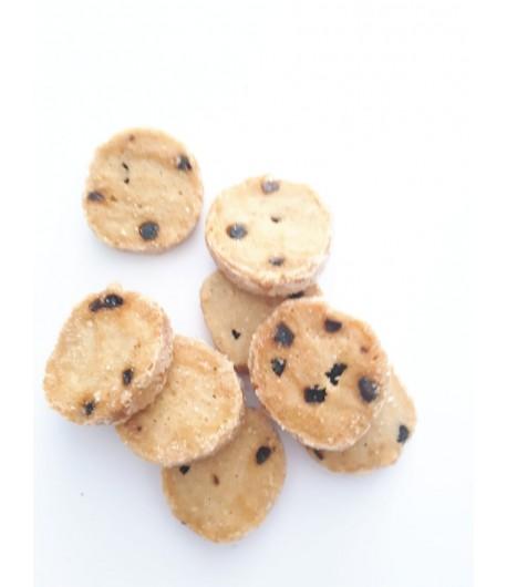 Crackers à la réglisse